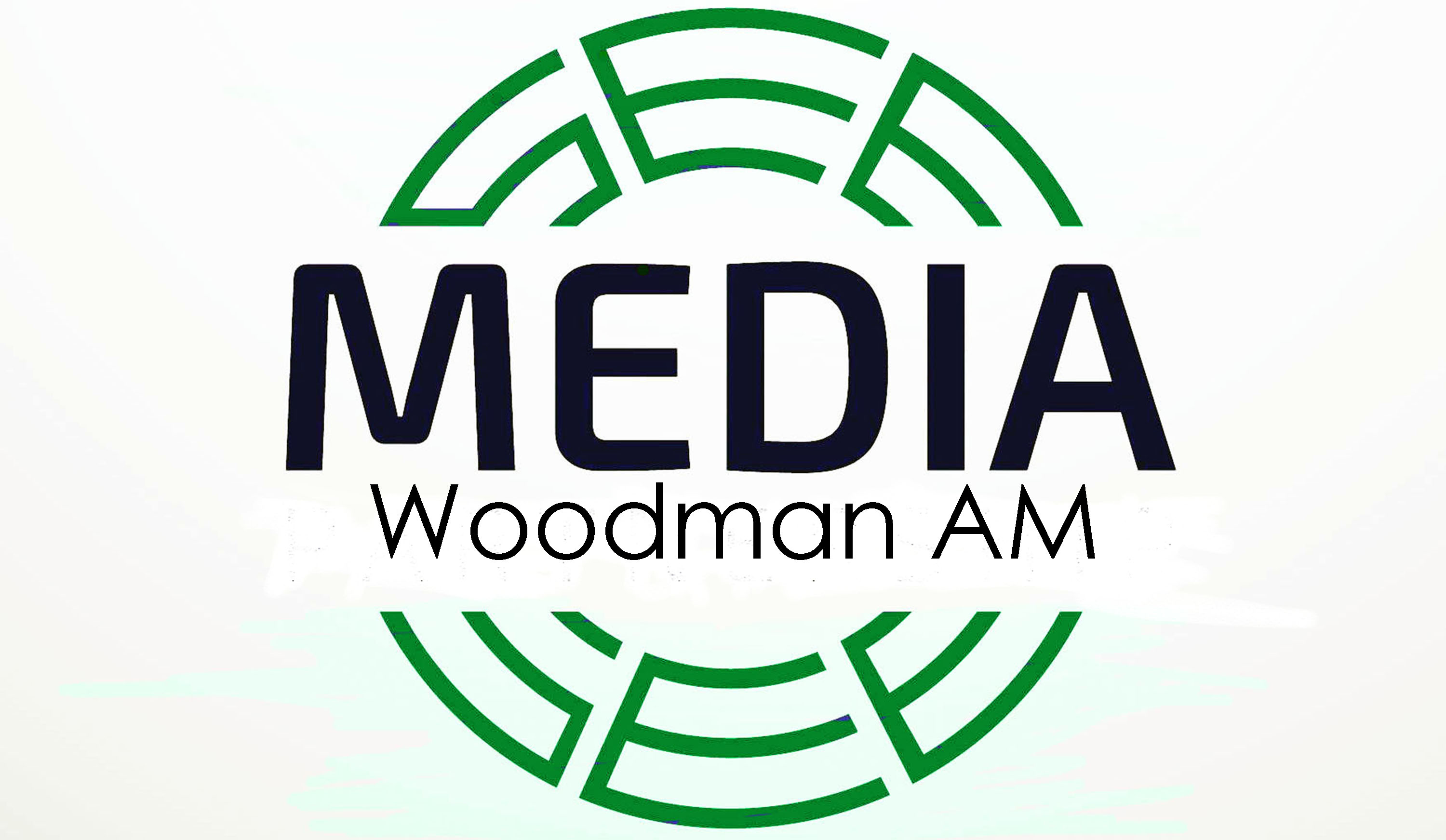 woodman am logo green